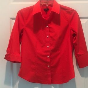 Talbots Wrinkle Resistant Shirt